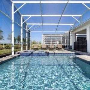 Champions Gate 8 Bedrooms Luxury Villa with Private Pool- 8815IC