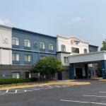 Accommodation near Withrow Ballroom - Best Western Regency Plaza Hotel - St. Paul East