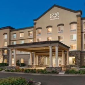 Four Points By Sheraton Sacramento International Airport CA, 95834