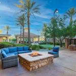Accommodation near Gila River Arena - Springhill Suites By Marriott Phoenix Glendale Spo