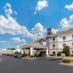Accommodation near Montgomery Motorsports Park - Sleep Inn & Suites Millbrook