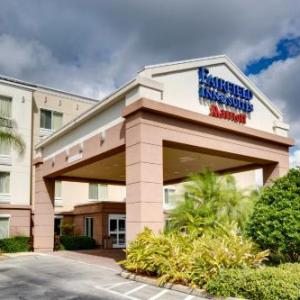 King Center for the Performing Arts Hotels - Fairfield Inn & Suites Melbourne