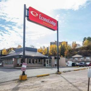 Festival Hall Red Deer Hotels - Econo Lodge Inn & Suites City Centre