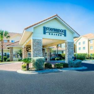 Laredo Energy Arena Hotels - Staybridge Suites Laredo