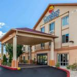 Accommodation near Robert Z. Hawkins Amphitheater - Comfort Inn & Suites Airport Convention Center