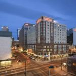 Fillmore Auditorium Denver Hotels - Hilton Garden Inn Denver Downtown