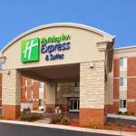 Accommodation near DTE Energy Music Theatre - Holiday Inn Express Hotel & Suites Auburn Hills