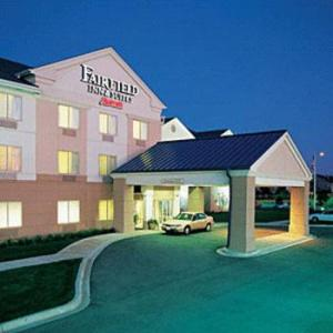 Hotels near Headliners Toledo - Fairfield Inn & Suites Toledo North