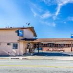 Accommodation near NOS Events Center - Rodeway Inn San Bernardino