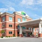 Hotels near Riverbend Music Center - Holiday Inn Express Hotel & Suites Cincinnati Southeast Newport
