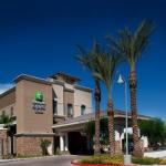 Accommodation near Ak-Chin Pavilion - Holiday Inn Express Hotel & Suites Phoenix-Glendale