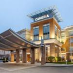 Hotels near Kent State Fieldhouse - Cambria Suites Akron/Canton Airport