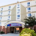 Accommodation near Kings Dominion - Candlewood Suites Glen Allen - Va Center Commons