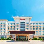 Accommodation near EverBank Field - Sheraton Jacksonville Hotel