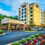 Fairfield Inn & Suites By Marriott Washington, Dc/New York Ave