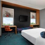 Oscar Peterson Concert Hall Hotels - Aloft Montreal Airport By Starwood