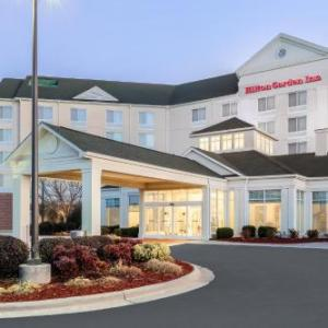 Hotels near Carolina Crossroads - Hilton Garden Inn Roanoke Rapids / Carolina Crossroads