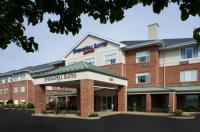 Springhill Suites By Marriott St. Louis Chesterfield Image