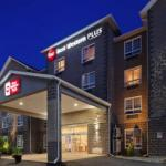 Hotels near Harbour Station Saint John - BEST WESTERN PLUS Saint John Hotel & Suites