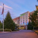 Accommodation near South Eugene High School Auditorium - Holiday Inn Eugene-Springfield