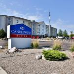 Accommodation near Bismarck Civic Center - Candlewood Suites Bismarck