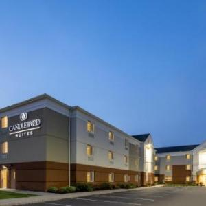 Hotels near Bradley International Airport - Candlewood Suites Windsor Locks, Ct