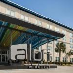 Accommodation near St Lukes Chapel - Aloft Charleston Airport and Convention Center