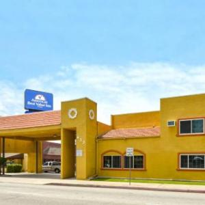 Nick's Taste of Texas Hotels - Americas Best Value Inn - Azusa/Pasadena