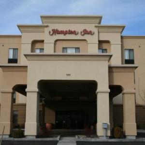 Wildhorse Casino Hotels - Hampton Inn Pendleton
