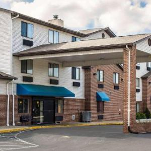 Chappelear Drama Center Hotels - Quality Inn & Suites Delaware