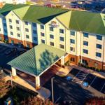 Hotels near Hylton Memorial Chapel - Comfort Inn Quantico Main Gate North