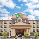 Accommodation near Clark County Event Center - Holiday Inn Express And Suites Vancouver Portland North
