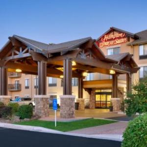 Hampton Inn And Suites Show Low-Pinetop