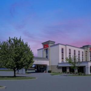 Hampton Inn And Suites New Haven - South - West Haven