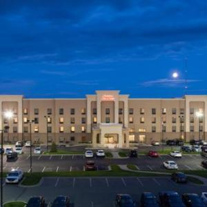 Hampton Inn And Suites Cedar Rapids North