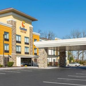Dutch Wonderland Hotels - Comfort Suites Amish Country