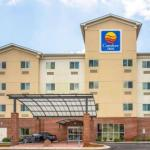 Accommodation near Omega Center Huntsville - Comfort Inn Huntsville