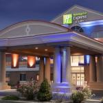 Accommodation near Tioga Downs - Holiday Inn Express Hotel & Suites Binghamton University-Vestal