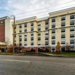 Slippery Noodle Inn Accommodation - Comfort Suites City Centre
