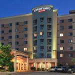 Accommodation near PNC Music Pavilion - Courtyard By Marriott Charlotte Concord