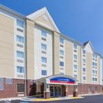 Jiffy Lube Live Accommodation - Candlewood Suites Manassas