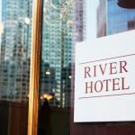 Chicago Temple Accommodation - River Hotel
