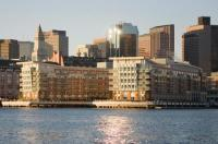 Battery Wharf Hotel, Boston Waterfront Image