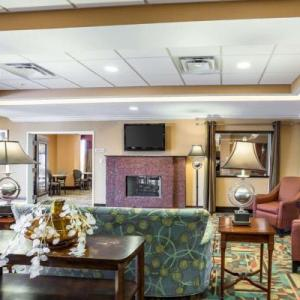 Hotels near No Problem Raceway - Comfort Inn Donaldsonville