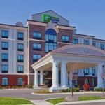 Accommodation near Woods Amphitheater at Fontanel - Holiday Inn Express Hotel & Suites Nashville-Opryland