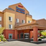 Hotels near Se7en at West Street Market - Fairfield Inn & Suites Reno Sparks