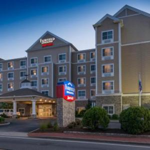 Hotels near Zeiterion Theatre - Fairfield Inn & Suites New Bedford