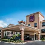 Accommodation near Marina Civic Center - Comfort Suites Panama City/Tyndall