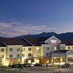 Fairfield Inn Suites By Marriott Colorado Springs N/ Air Force