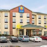 Accommodation near Kent State Fieldhouse - Comfort Inn & Suites Kent